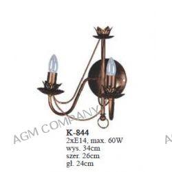Kinkiet K-844 z serii Gotyk
