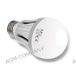 Żarówka LED E27 A60 8 W 85-265 V 24 LED SMD 2835 biała zimna