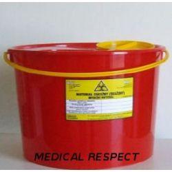 Pojemnik na odpady medyczne 15,0l