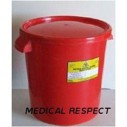 Pojemnik na odpady medyczne 30,0l