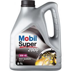 Olej silnikowy Mobil 10w40 4l