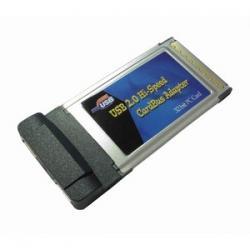 Unitek PCMCIA kontroler 4x USB NEC