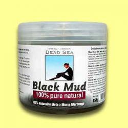 """""""Black Mud"""" - Czarne Błoto z Morza Martwego"""