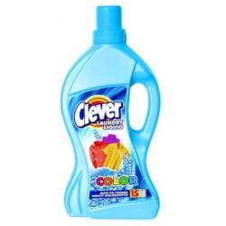 CLEVER KOLOR 1L do prania rzeczy kolorowych