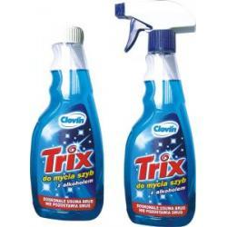 Trix do szyb - niebieski 450 ml