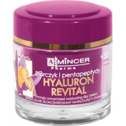 HYALURON REVITAL Storczyk i pentapeptydy nawilżający 50+