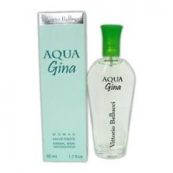 "Woda toaletowa ""Aqua Gina""50 ml"