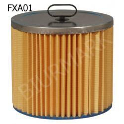 Filtr kartonowy do odkurzaczy AQUA VAC,FAM,GOBLIN - FXA01