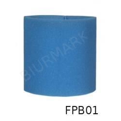 Filtry BERYL piankowe odkurzacze TANIO PROMO FPB01
