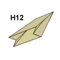 Worki H12 DO ODKURZACZY ODKURZACZA HOOVER Pozostałe