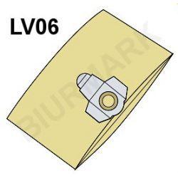 Worki LV06 DO ODKURZACZY ODKURZACZA LIV, PARKSIDE