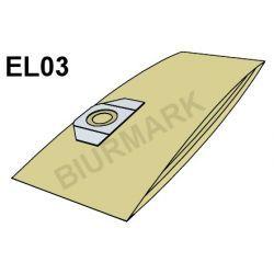 Worki EL03 do odkurzaczy ELECTROLUX, MOULINEX