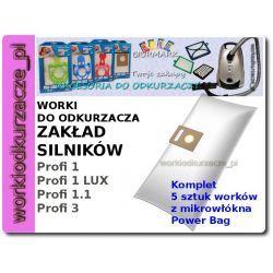 Worki do odkurzacza PROFI 1 PROFI 3 [ZSMB01K]