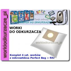 Worki do odkurzacza PHILIPS Economy Geneva HR 6995 [PMB03K]