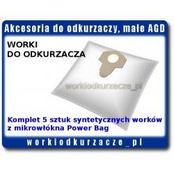 Worki do odkurzacza EINHELL LIV GRAPHIT PARKSIDE [LVMB04K]