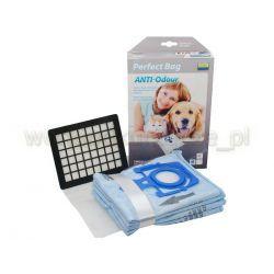 Worki Anti Odour ZELMER + HEPA + filtr ochronny [Z001]