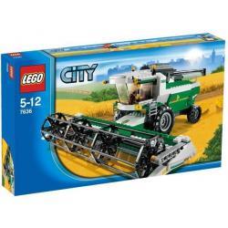 Klocki Lego City - Kombajn