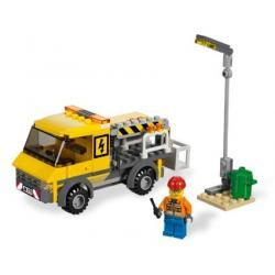 Klocki Lego City - Samochód Naprawczy