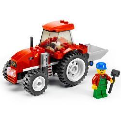 Klocki Lego City - Traktor