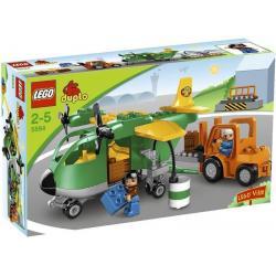 Klocki Lego Duplo - Stacja Benzynowa