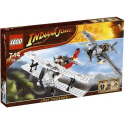 Klocki Lego Indiana Jones - Bitwa Samolotów