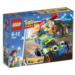 Klocki Lego ToyStory - Chudy i Buzz na Ratunek