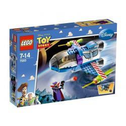 Klocki Lego ToyStory - Gwiezdny Statek Buzza