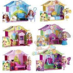 Barbie - Petites Club - Domki