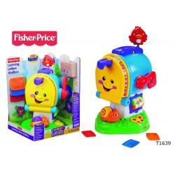 Muzyczna Skrzynka Pocztowa - edukacyjne zabawki Fisher Price