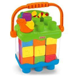 Wesołe Klocki z Cyferkami - zabawki Fisher Price