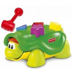 Żółwik Tuptuś - zabawka edukacyjna Fisher Price