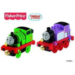 Fisher Price - Tomek i Przyjaciele - Świecąco Grająca Lokomotywa