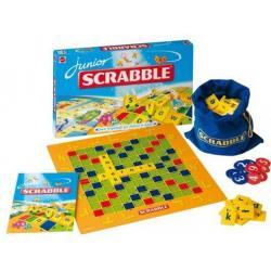 Scrabble Junior - Gry dla Dzieci Mattel