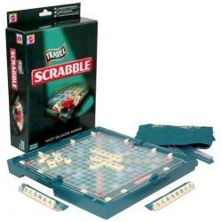 Scrabble Podróżne - Gry dla Dzieci Mattel