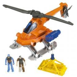 MatchBox - Helikopter - MegaZestaw