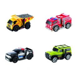 MatchBox - Pojazd Na Każdy Teren