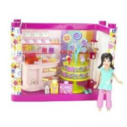 Polly Pocket - Butik w Centrum - Crissy