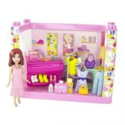 Polly Pocket - Butik w Centrum - Lila
