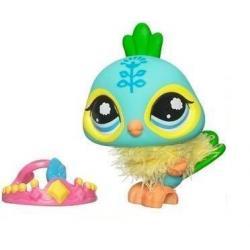 Littlest Pet Shop - Zwierzak z Pocztówką - Ptaszek