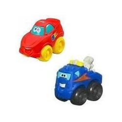 PlaySkool - Samochodziki