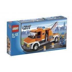 Klocki Lego City - Samochód Pomocy Drogowej
