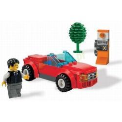 Klocki Lego - SAMOCHÓD SPORTOWY