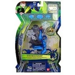 Ben 10 - FIGURKA - SPIDERMONKEY - ALIEN FORCE 10CM DE LUX