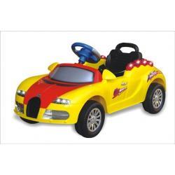 Samochody dla Dzieci - BUGATTI VEYRON 2 - Samochody na akumulator