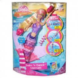 Lalki Barbie - PODWODNA TANCERKA - Barbie