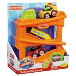 Fisher Price - ZYGZAKOWA RAMPA T5773