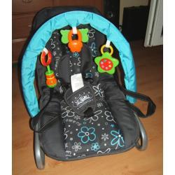 leżaczek niemowlęcy NESTOR