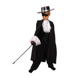 *GAMA* Strój Zorro 122 party impreza przebranie