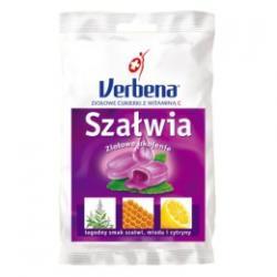 SZAŁWIA ziołowe cukierki z wit. C