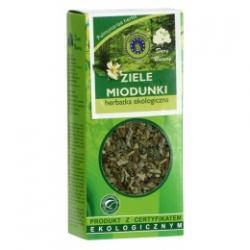 ZIELE MIODUNKI herbatka ekologiczna
